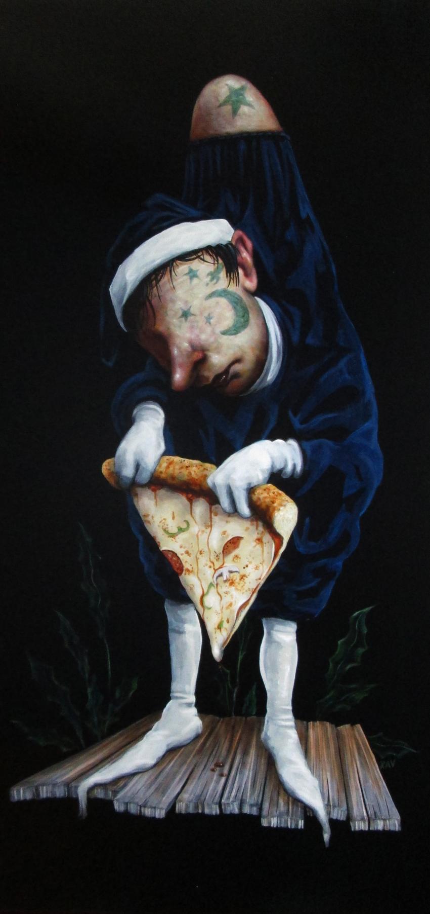 pizza de nuit 72